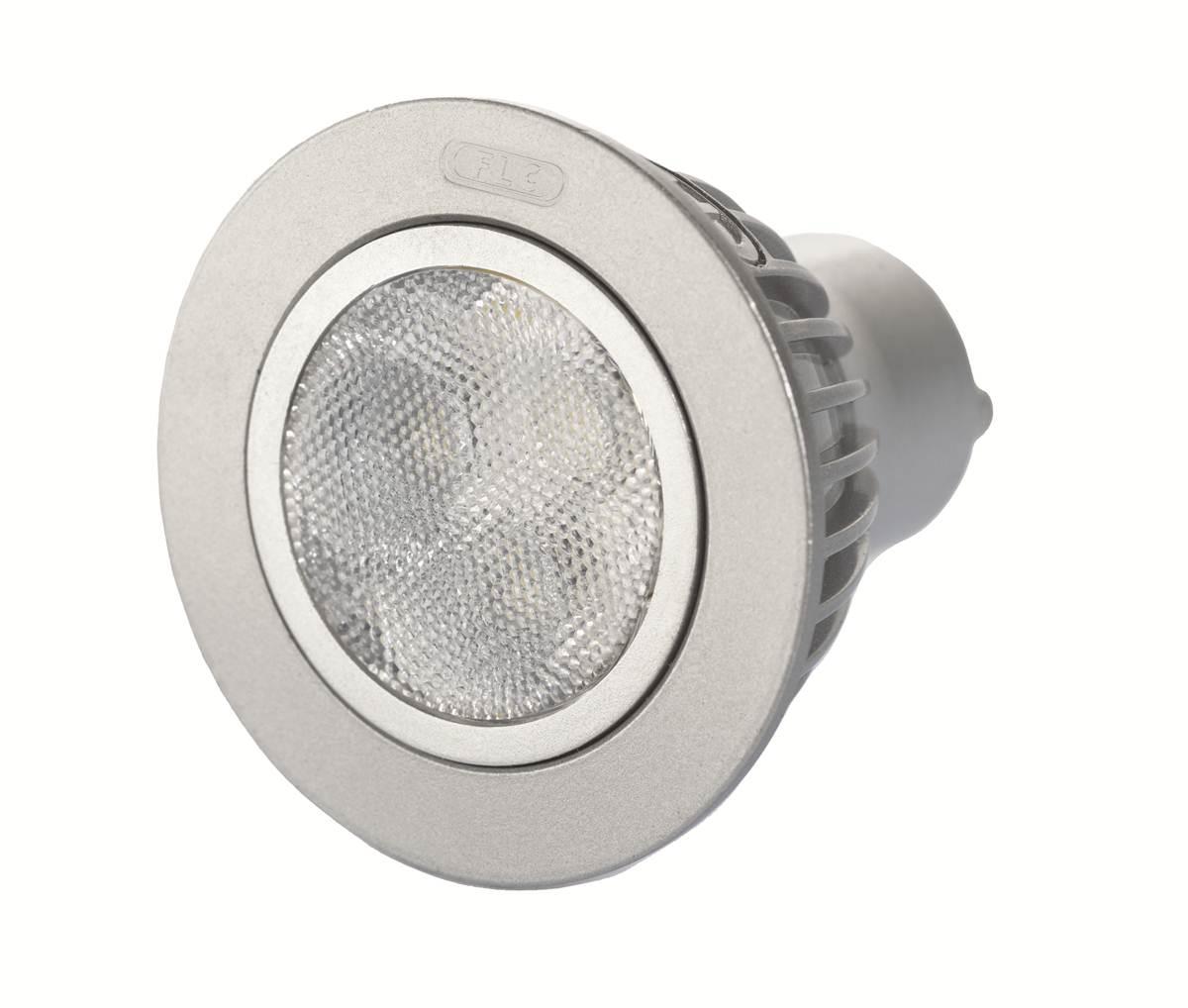 Lâmpada Dicróica Super Led FLC - 5W GU10 - Bivolt