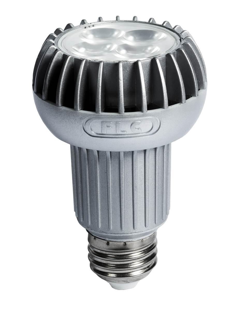 LÂMPADA SUPER LED FLC BULBO R63 - 6W BIVOLT