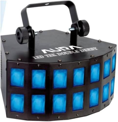 LED TEK Double Derby RGBW bivolt (2001-1)