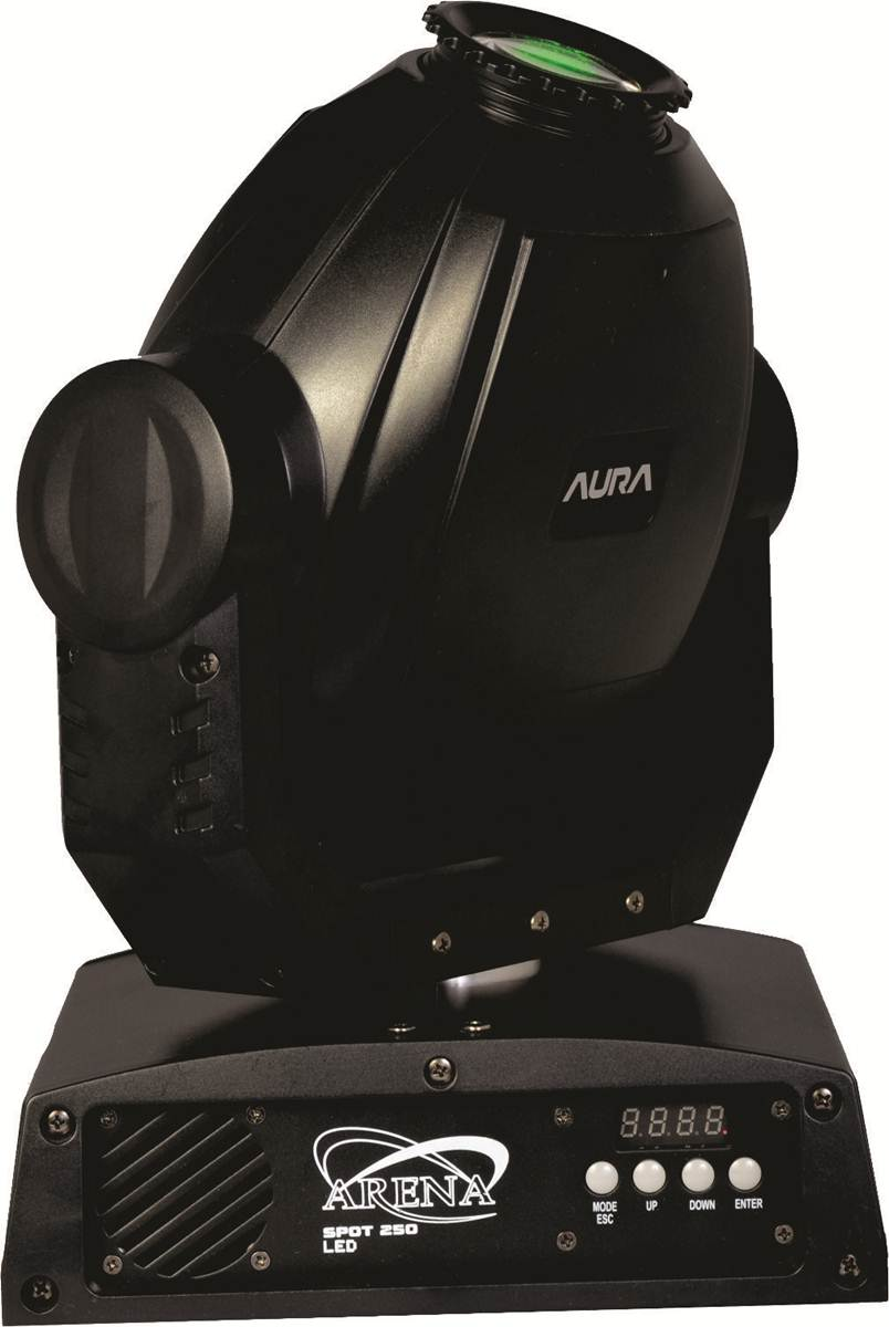 MOVING HEAD ARENA SPOT 250 LED