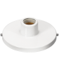 Luminaria Plafon Simples Soquete E27, WDESIGN - INDUSPAR