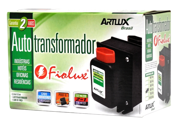 Autofra Transformador Power 750 VA