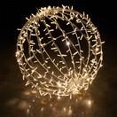 Bola de Natal  20 cm Gigante Led Esfera
