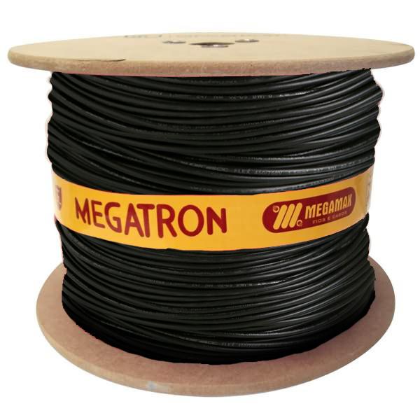 Cabo Flexível MEGATRON 50,00MM 750V Rolo com 100 Metros