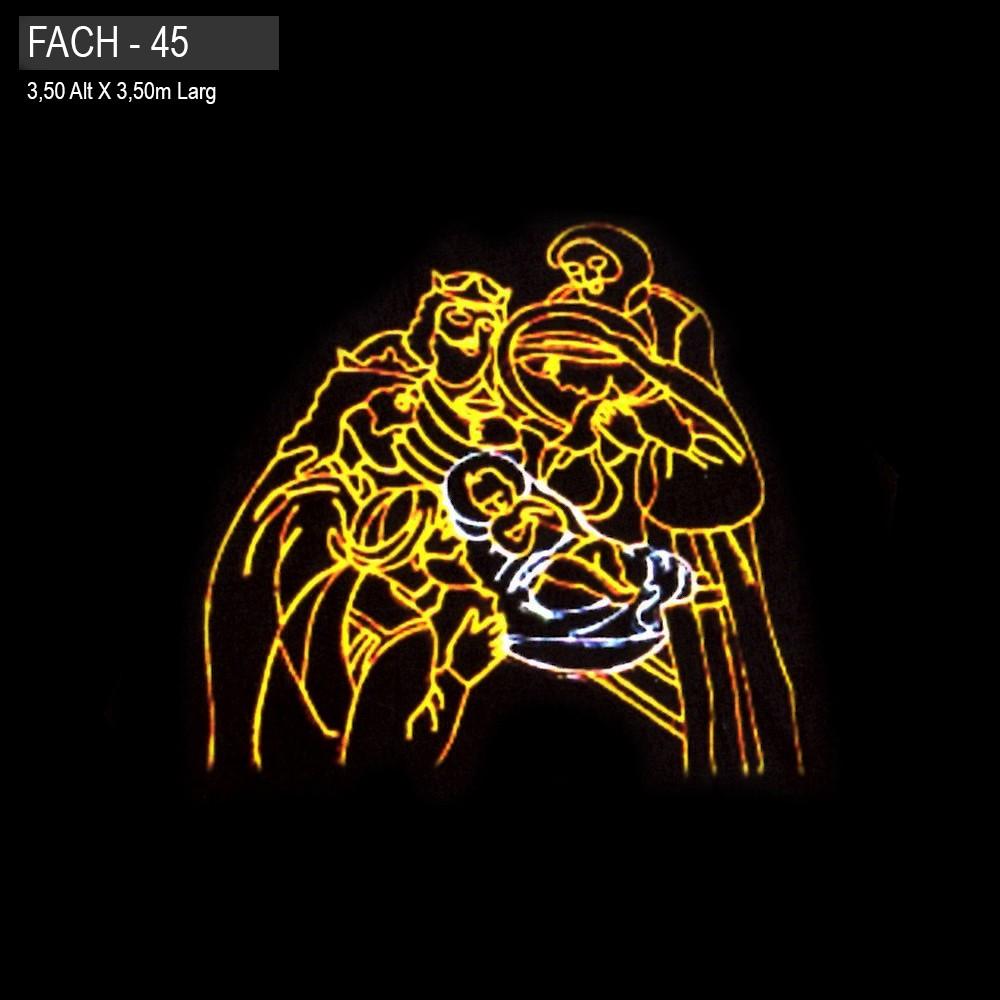 Sagrada Familia - F-45 - MED 3,50 x 3,50 mts