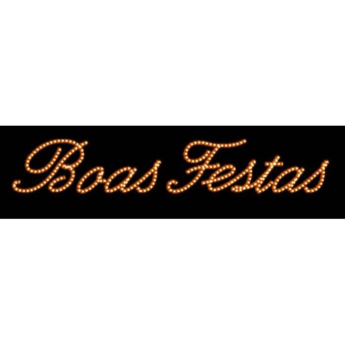 BOAS FESTAS - FIF-26 - MED 0,55 x 1,50 mts