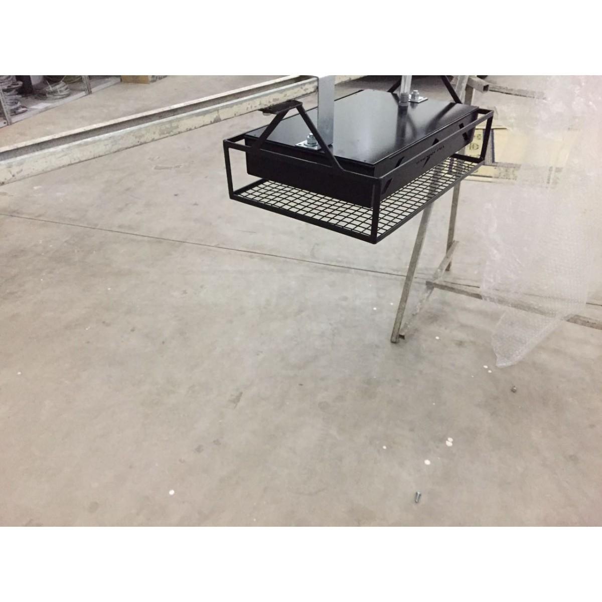 Luminária Industrial Led 100W Grade de Proteção