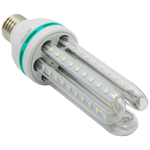 Lâmpada Bulbo 3U 15W LED Bivolt 3000K