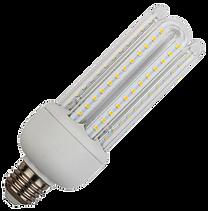 Lâmpada Compacta 18W LED 4U Espiga Bivolt