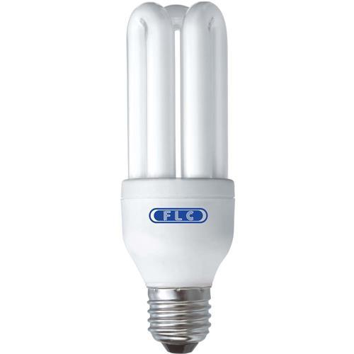 Lâmpada Econômica  15W 3U 12V Branco Frio - E-27 FLC