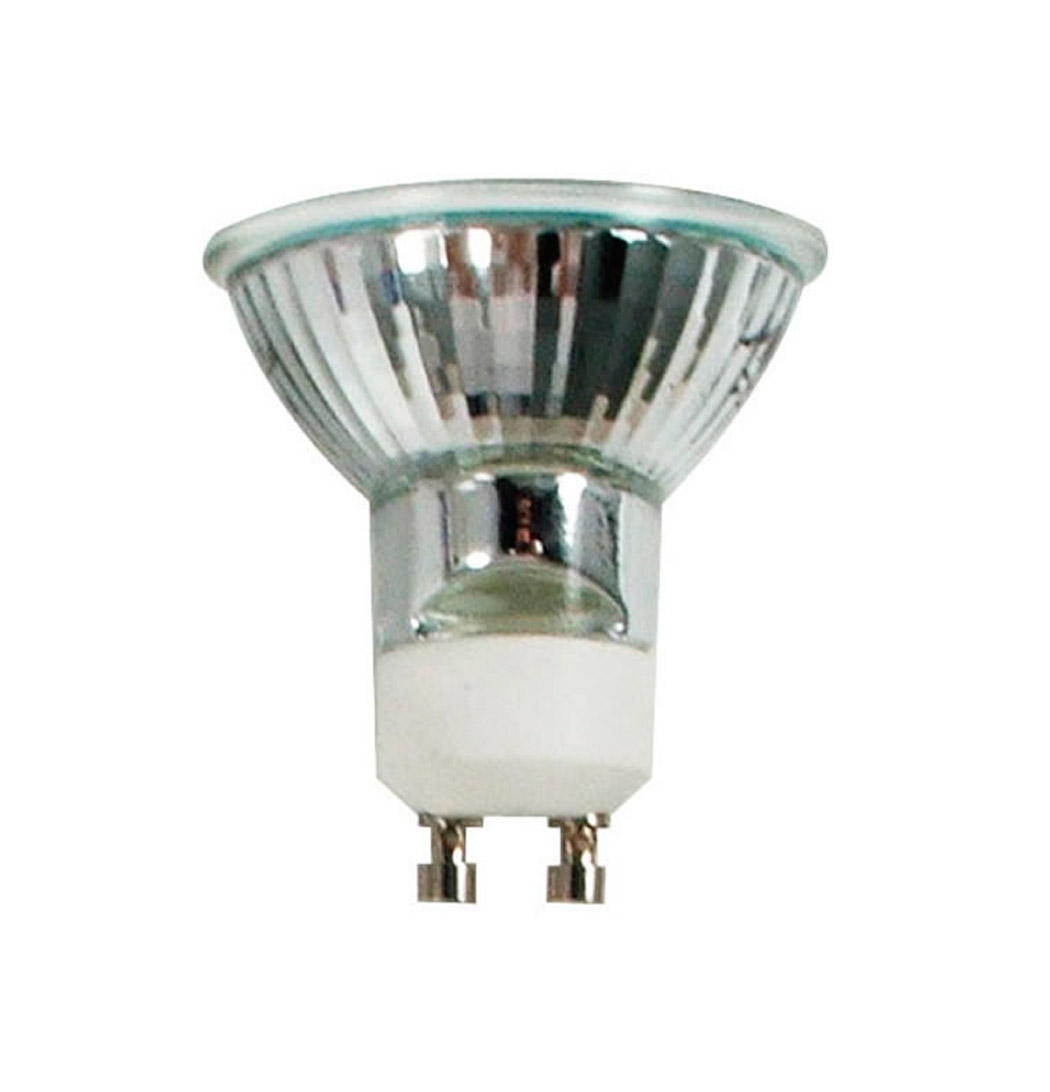 Lâmpada LED  0,5W Dicróica 7 LEDs MR11 GU10 6200K 127V