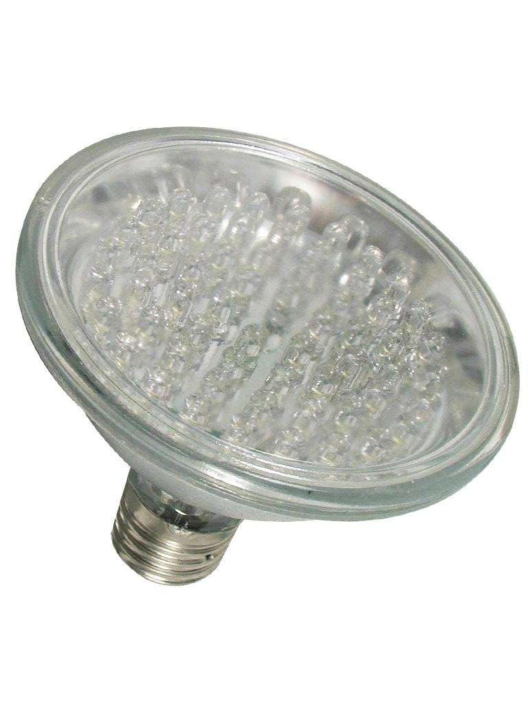 Lâmpada Par 38 Amarela LED 1,5W 36 LEDs 220V