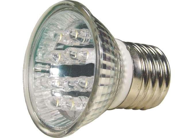 Lâmpada Par 20 Vermelha 30 LEDs 220V