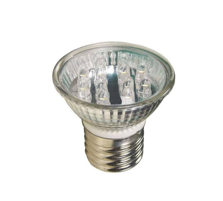 Lâmpada Par 20 Branca Fria 6200K - com 30 LEDs