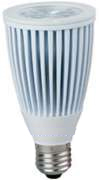 LAMPADA PAR 20 BRANCA SUPER LED HIGH POWER 6W  - BIVOLT