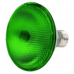 Lâmpada Par 38 Verde Halogena - 120W