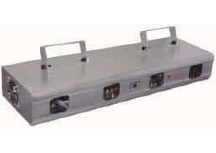 LASER TEK VS-4 RGP 240mW DMX BIVOLT
