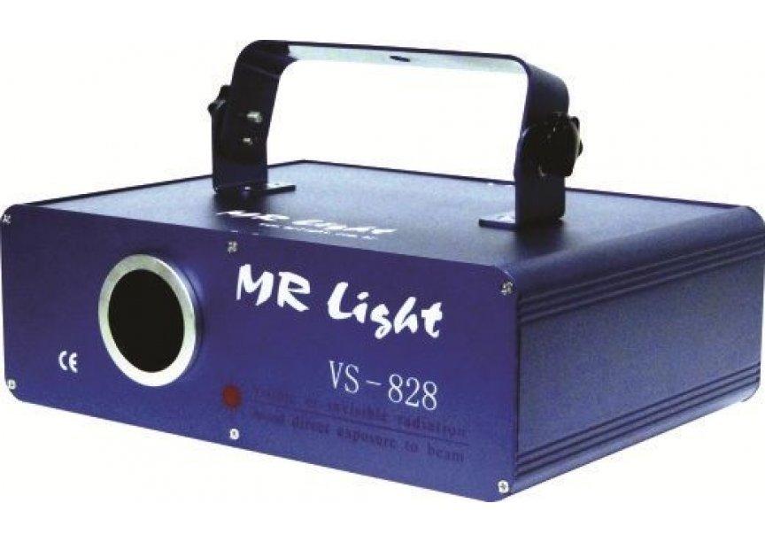 LASER TEK VS-828 RGY 420mW DMX