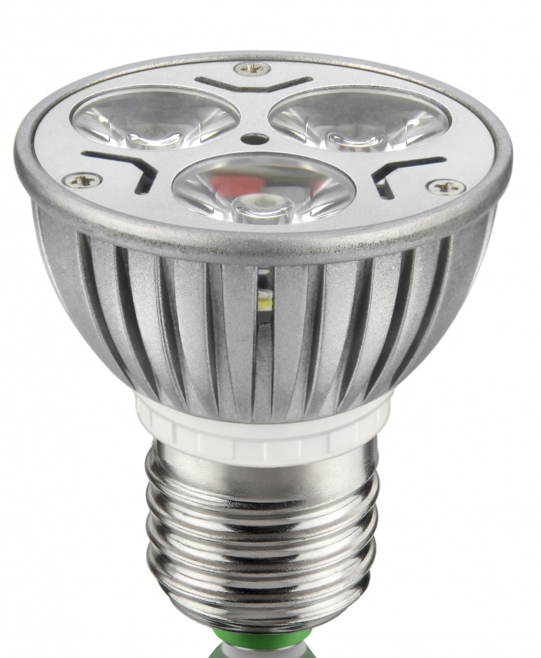 Led Dicróica Power Led JDR 3,5W 12V Branca Fria ELGIN