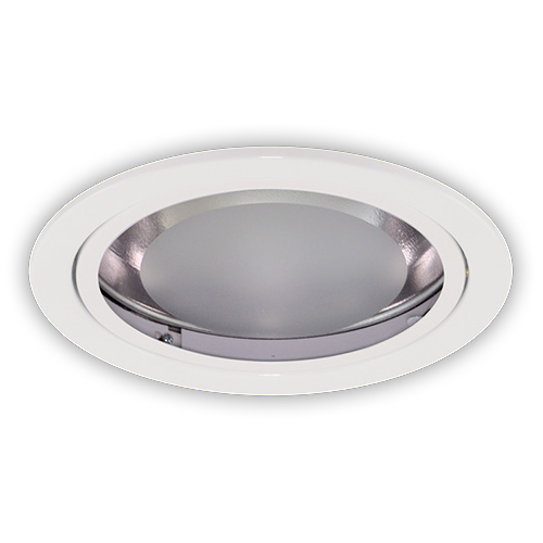 Embutido Dirigível HQI 70/150W - Branco R-052