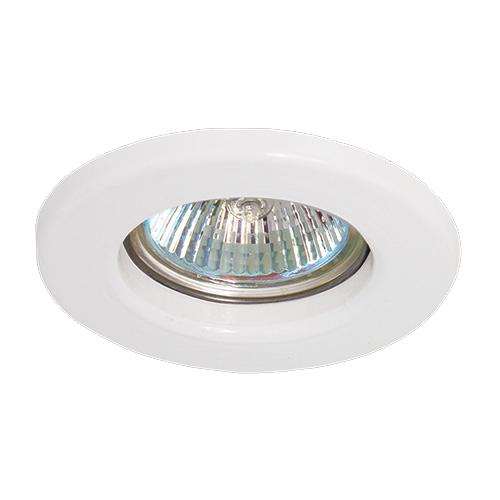 Luminária de Embutir Fixa para Lâmpada Dicróica 50W ou Bolinha 40W - JPC - Ref. 540