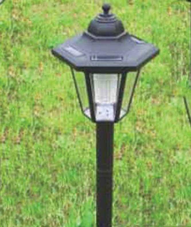 iluminacao de jardim a energia solarLUMINÁRIA DE JARDIM SOLAR EC