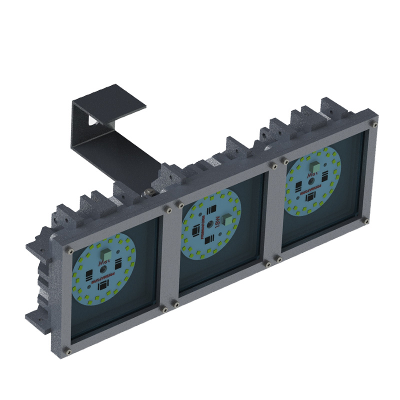 Luminária Industrial Led  50W Modular
