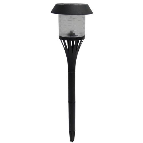 Luminária Jardim Solar - EC 2399 - Preta