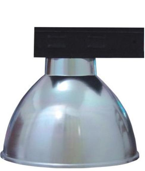 Luminária Prismática 16 Pol Alojamento Caixa Preta  E40