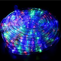 Mangueira 127V Colorida LED - Luminosa Corda de Natal