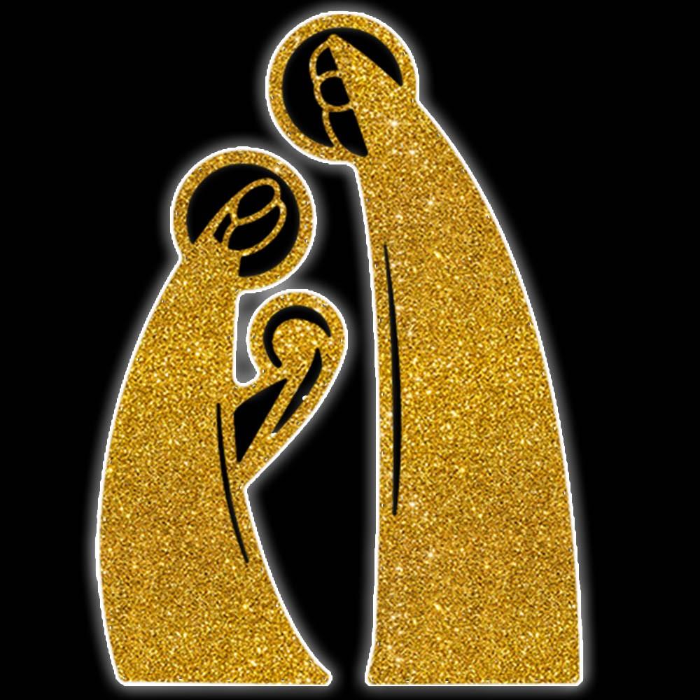 Sagrada Familia Painel Gigante PR-206-DN Iluminado Led - Decoração Dia e Noite