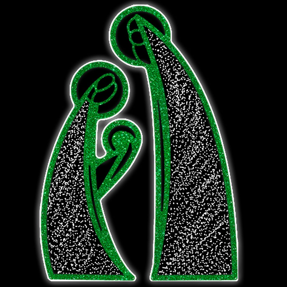 Sagrada Familia Painel Gigante PR-206/P-DN Iluminado Led - Decoração Dia e Noite