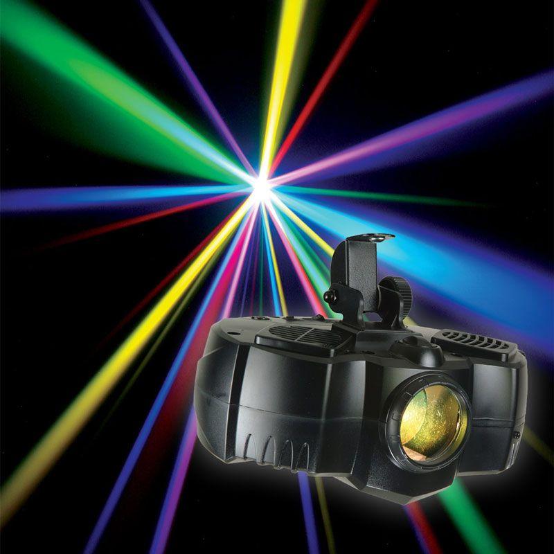 Projetor Multi Raios Pearl LED Color - American DJ