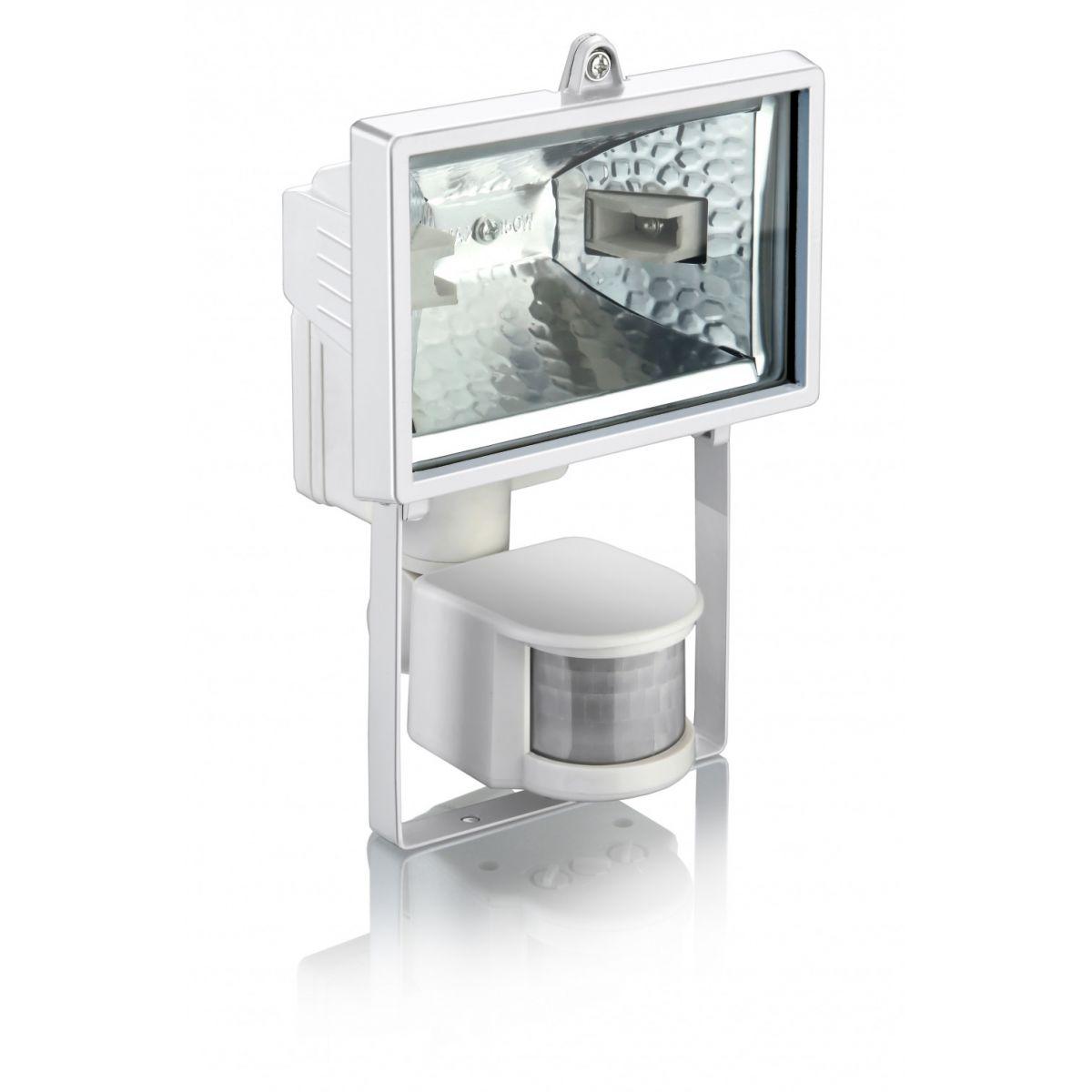 Refletor  150W para Lâmpada Halógena 78MM Branco - Com Sensor ELGIN