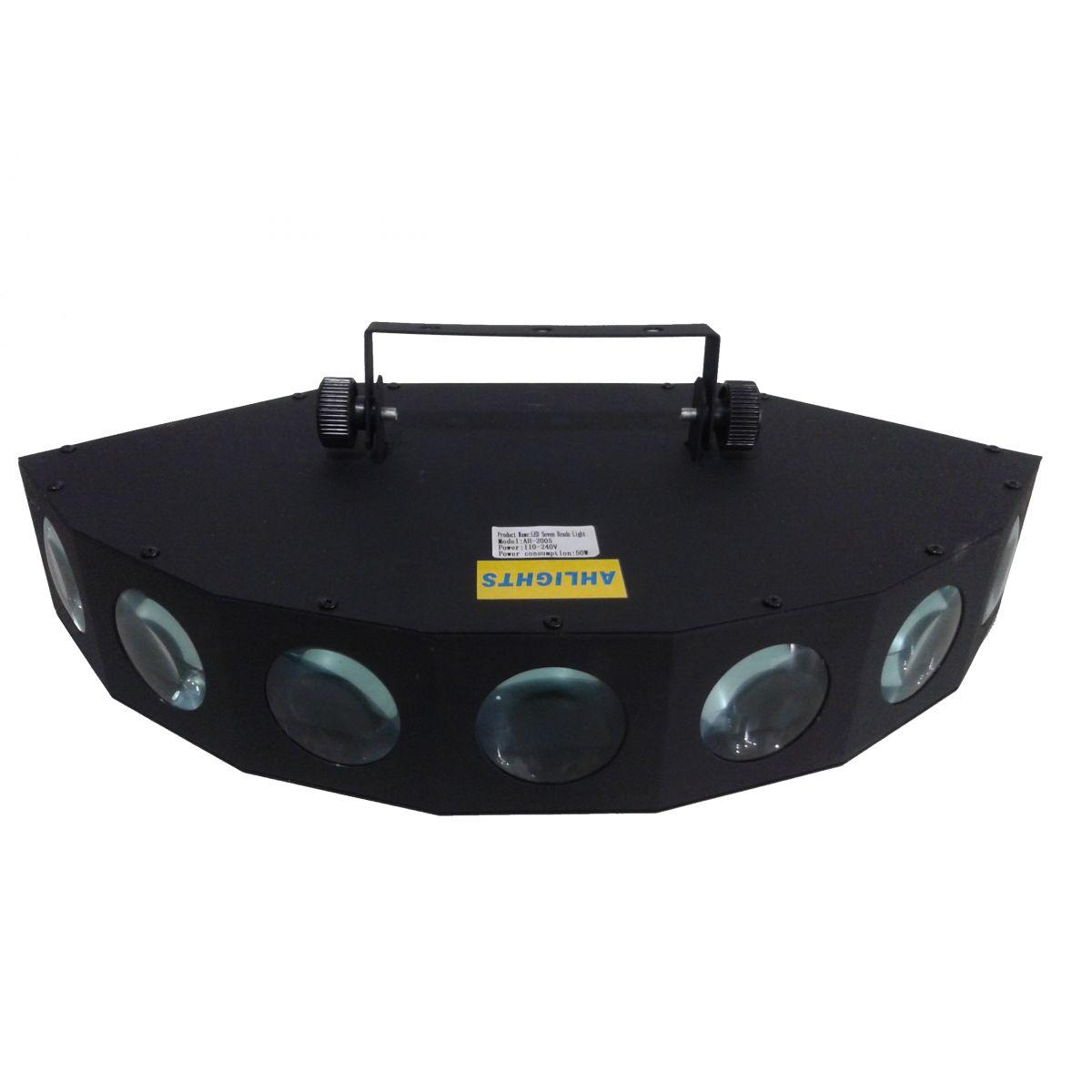 Scan 6 Olhos LED Bivolt - AH-85-1 - AH LIGHT