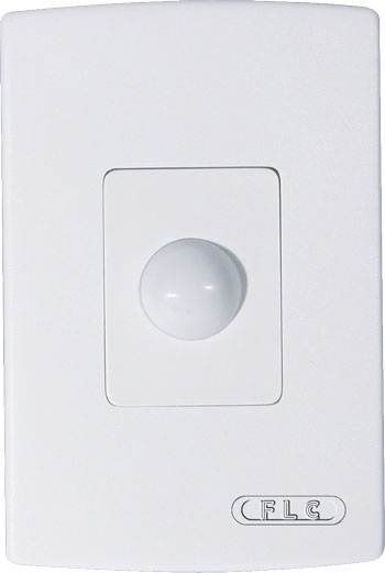 Sensor de Presença com Infravermelho + Fotocelula - Uso Embutido - FLC - FI 6