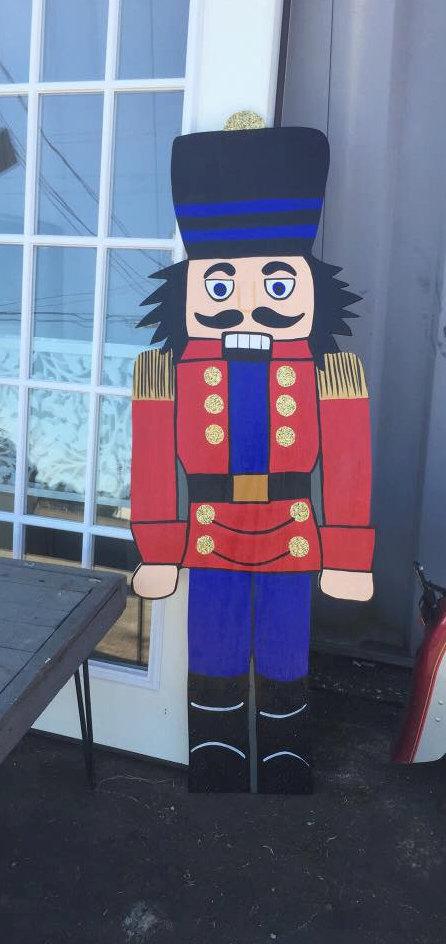 Soldado de Chumbo artesanal 1,80 mts