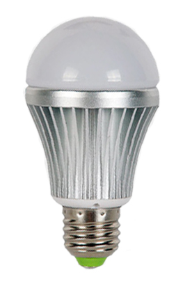 Super Led Bulbo A60 5W Leitosa E27 - Bivolt