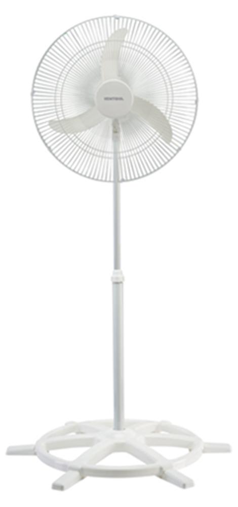 Ventilador de Coluna 60 Cm Bivolt Branco - Ventisol