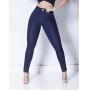 Calça Jeans Modeladora Cintura Média Set Jeans