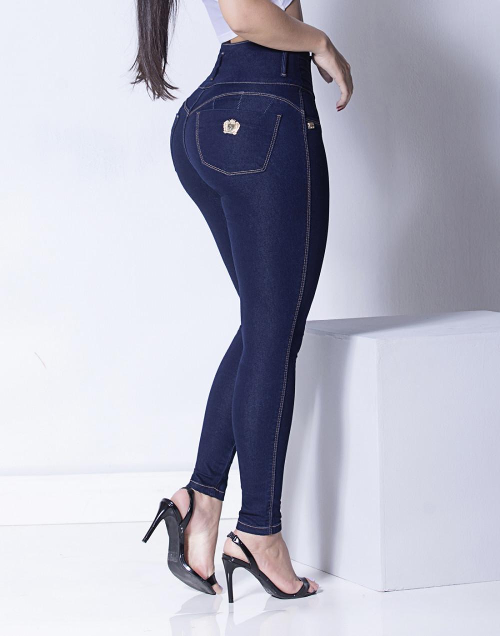 Calça Jeans Body Shape Set Jeans
