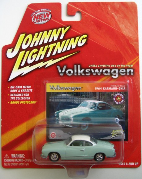 VW 1964 Karmann-Ghia - Hobby Lobby CollectorStore