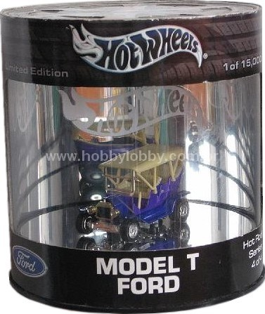 Hot Wheels 100% - Ford Model T - Hobby Lobby CollectorStore