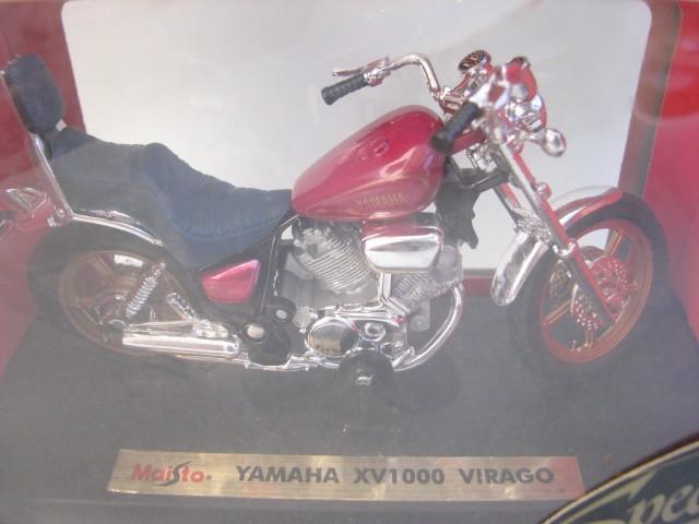 YAMAHA XV1000 VIRAGO  - Hobby Lobby CollectorStore