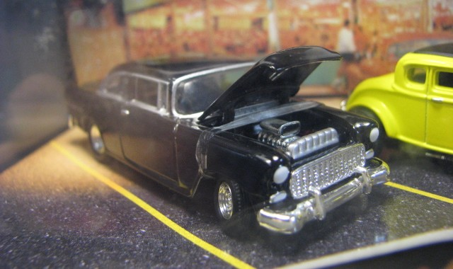 Hot Wheels 100% - Collector Set - American Graffiti  - Hobby Lobby CollectorStore
