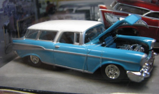 Hot Wheels 100% - Collector Set - Cool ´N Custom I  - Hobby Lobby CollectorStore