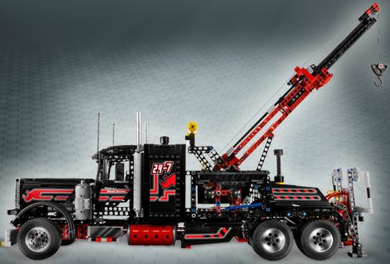 Lego Techinics - Tow Truck - Ref.:8285  - Hobby Lobby CollectorStore