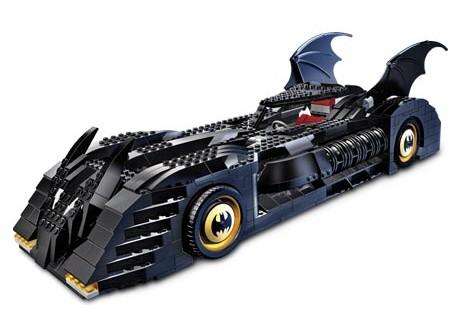 Lego Batman - Batmobile - Edição para Colecionadores - Ref:7784  - Hobby Lobby CollectorStore