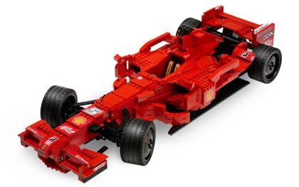 Lego Racers - Ferrari F1 1:9 - Ref:8157  - Hobby Lobby CollectorStore