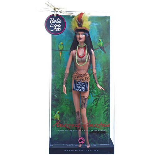 Barbie Collector - India Amazônia  - Hobby Lobby CollectorStore